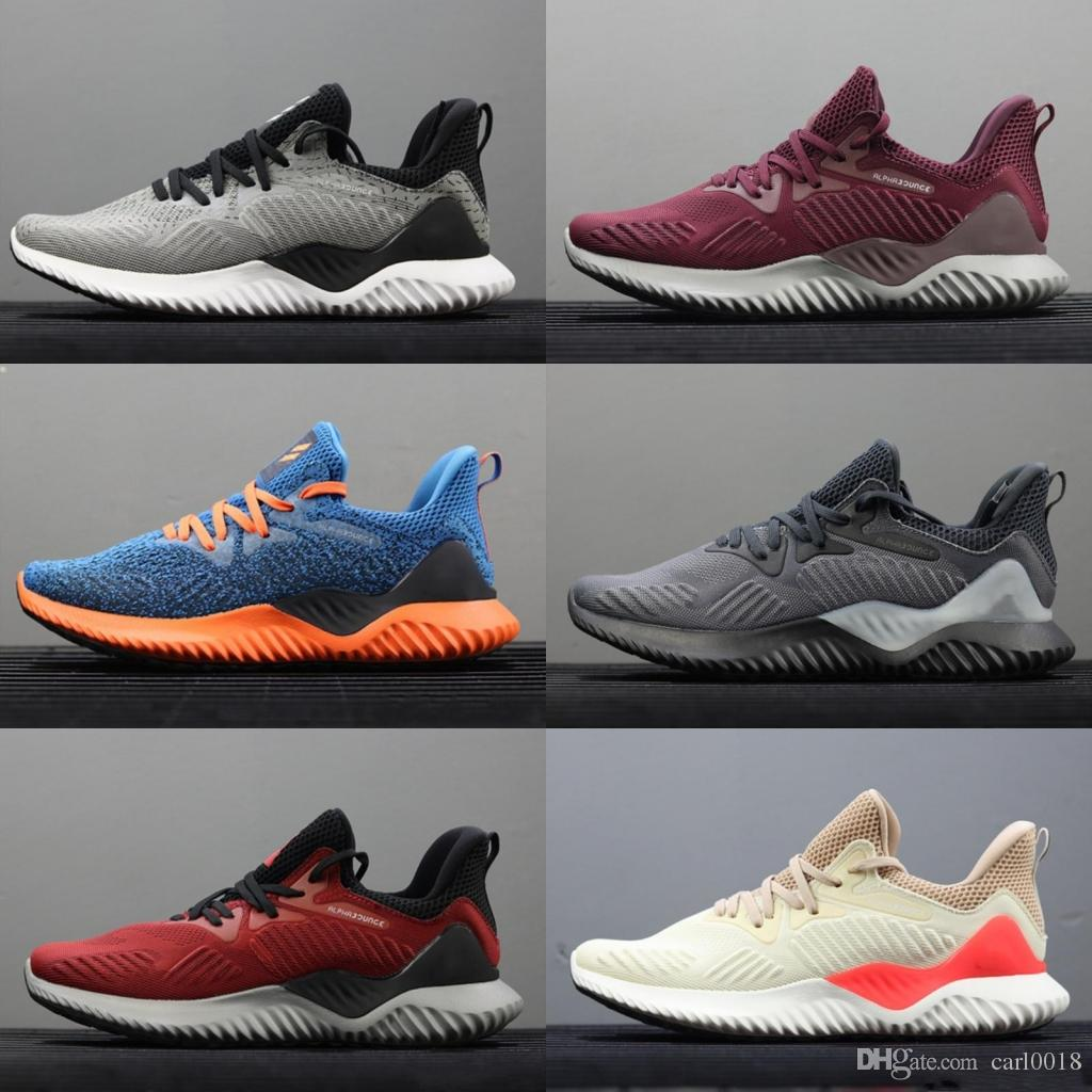 dc5b97b8f 2019 2019 New Brand Hot Sale Alphabounce EM 330 Casual Shoes Alpha Bounce  Hpc Ams 3M Sports Trainer Sneakers Man Shoes Size 40 45 From Carl0018