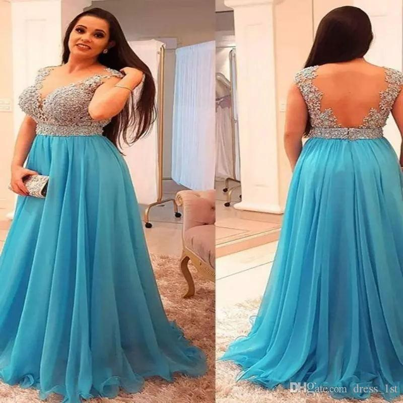 Cheap Plus Size Wedding Dress 2017 Beaded Strapless Bodice: Spring 2019 Formal Dresses Evening Plus Size Beaded Silver