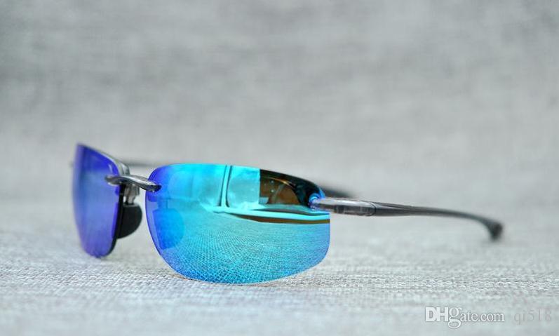 b413043045f Popular Brand Maui Jim 407 Polarized Lens Sun Glasses MJ407 ...