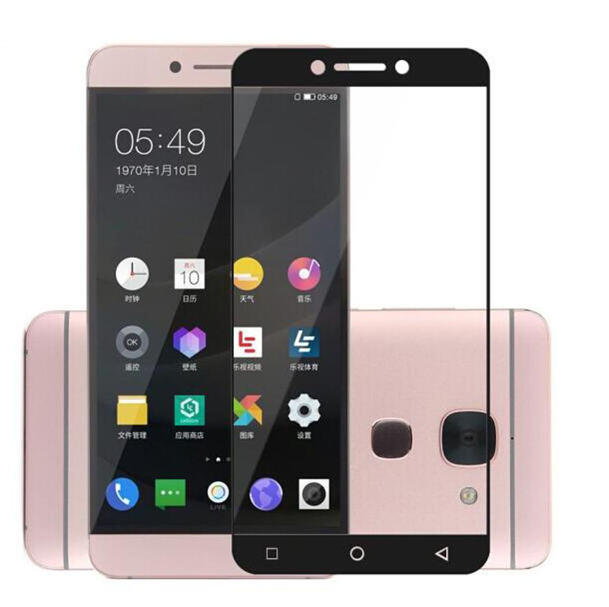 Full Cover Film Tempered Glass For LeEco Le 1S Pro2 Pro3 AI Screen  Protector Phone Front Cover For LeTV LeEco Le 2 Cool 1 Glass