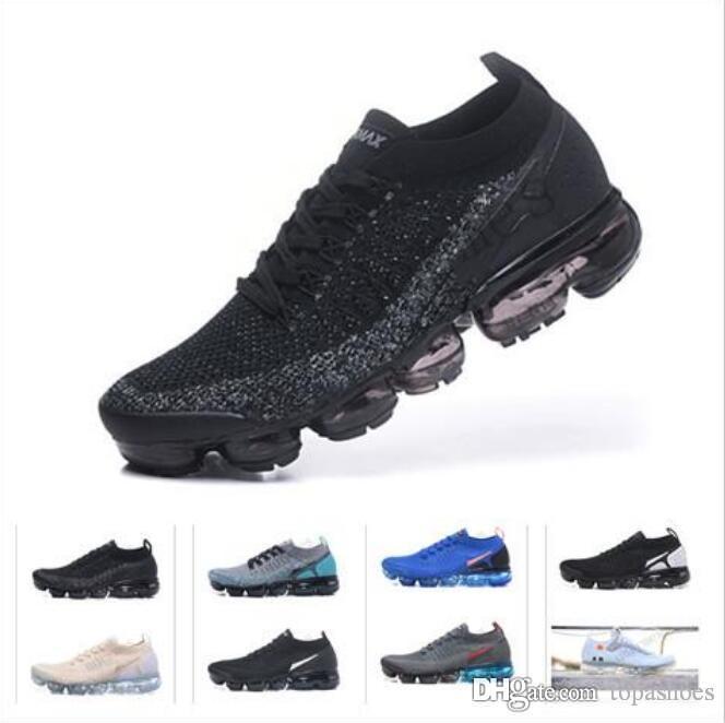 Venta al por mayor Barato 2.0 PLUS Hombres Mujeres Zapatos Corrientes Triple Negro Blanco Rojo Órbita Mango Crimson Pulse Diseñador Trainer Sport