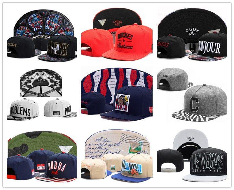 21fbebf95af19b HOTSnapbacks Ball Hats Fashion Street Headwear Adjustable Size ...