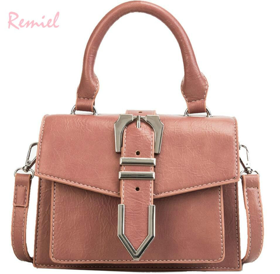 64dce93dc0 Luxury Handbag 2019 Fashion New High Quality PU Leather Women S Designer  Handbag Elegant Lady Lock Tote Shoulder Messenger Bags Rosetti Handbags  Name Brand ...