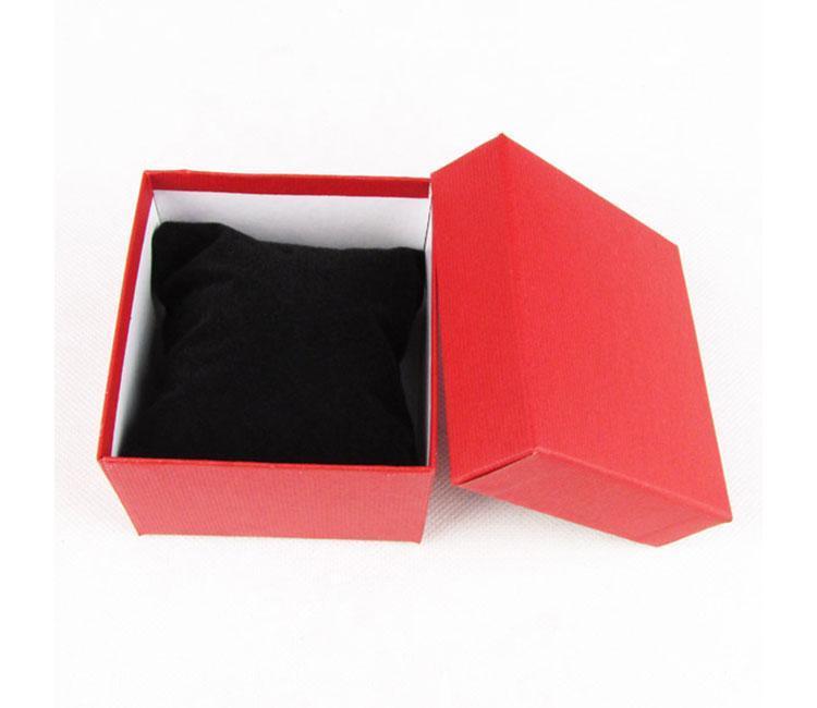 Durable Presentation Gift Box Case For Bracelet Bangle Jewelry Wrist Watch Boxs Paper watch box 2018