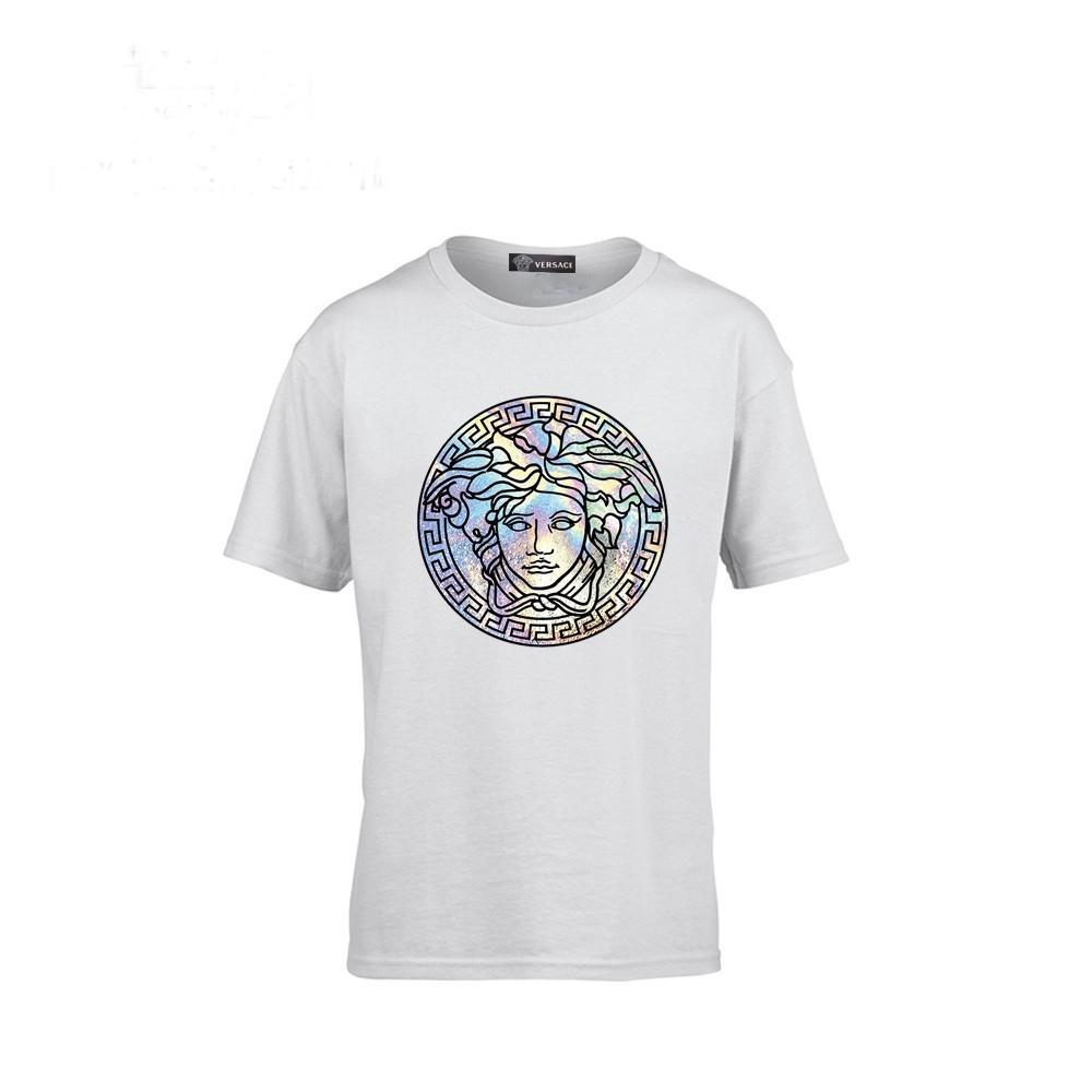 f1f8eab36a5bb New Pattern Wind Child Summer T Cute T-shirt An Crown Short Sleeve ...