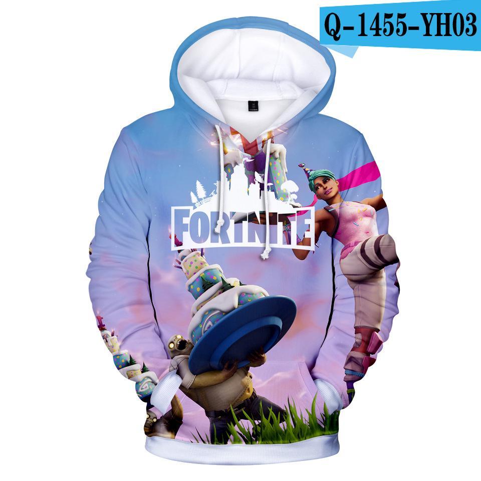 856654ff8d Dropshipping 3D Battle Royale Hoodie Sweatshirt Men Women Hoodies ...