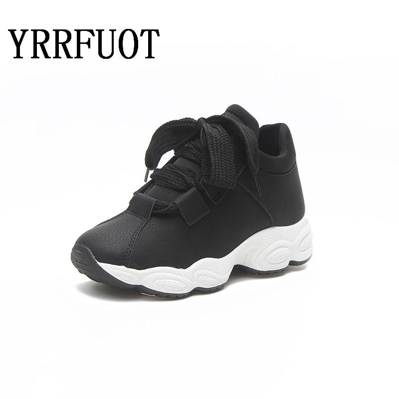 YRRFUOT Brand Comfortable Soft Bottom Running Shoes Sneakers Women's Thick Bottom Outdoor Non-slip Lace-up Women Sports Shoes