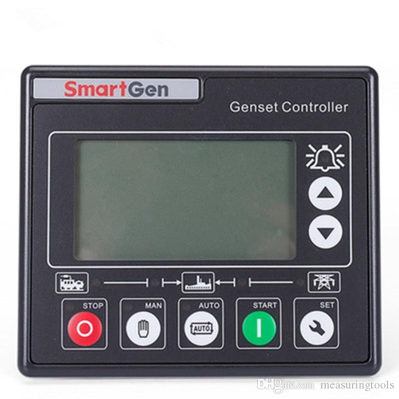 HGM420 Diesel generator set controller auto start genset part electronic  smartgen universal LCD display remote board controller