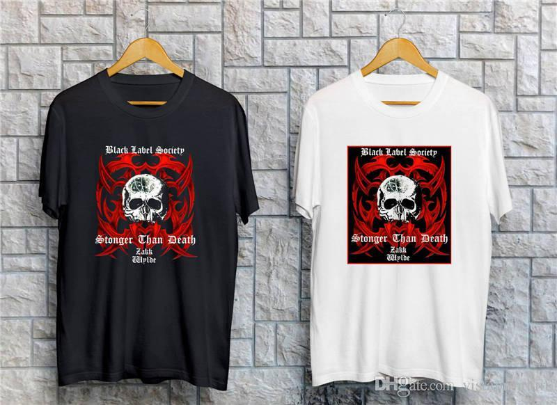 238d26a446c6ee Style Vintage Tees Funny Short Top Bls Black Label Society Mens T Shirt  Unique T Shirts Cheap T Shirts Online From Yubin04, $14.32| DHgate.Com