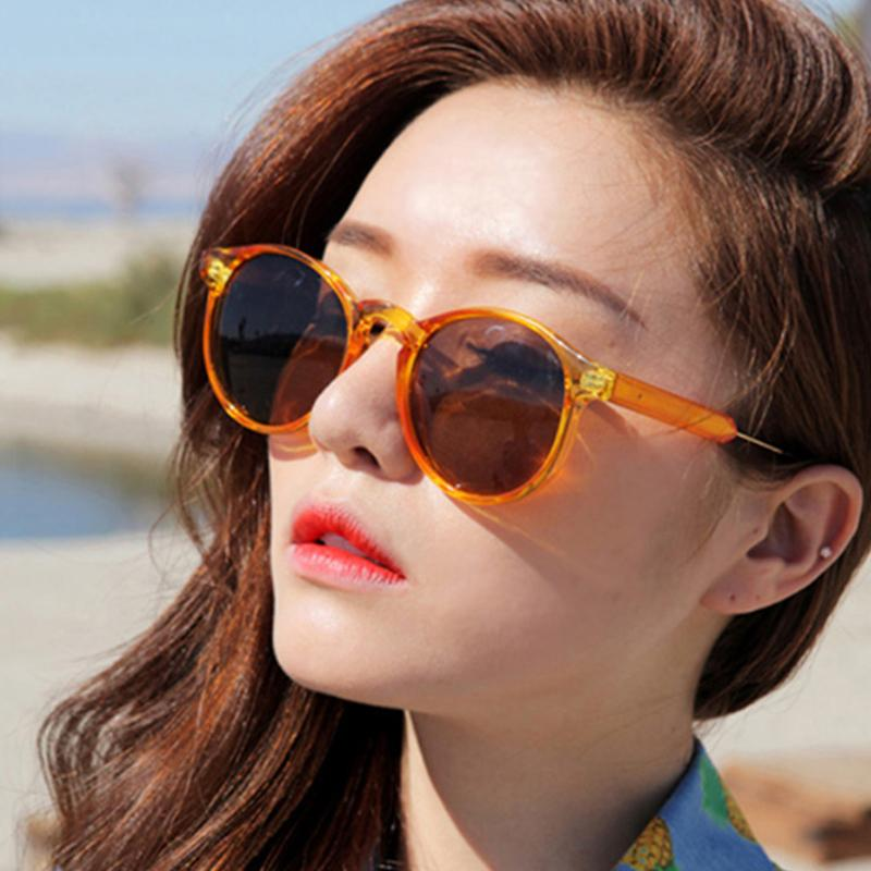 3bab27c1c4 Round Frame Transparent Fashion Cat Eye Sunglasses Women Luxury Brand  Designer Vintage Female Glasses Uv400 Tifosi Sunglasses Cheap Eyeglasses  Online From ...