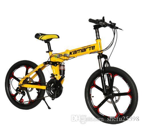Radsport Fahrrad 20 Klappbar 1 Geschwindigkeit