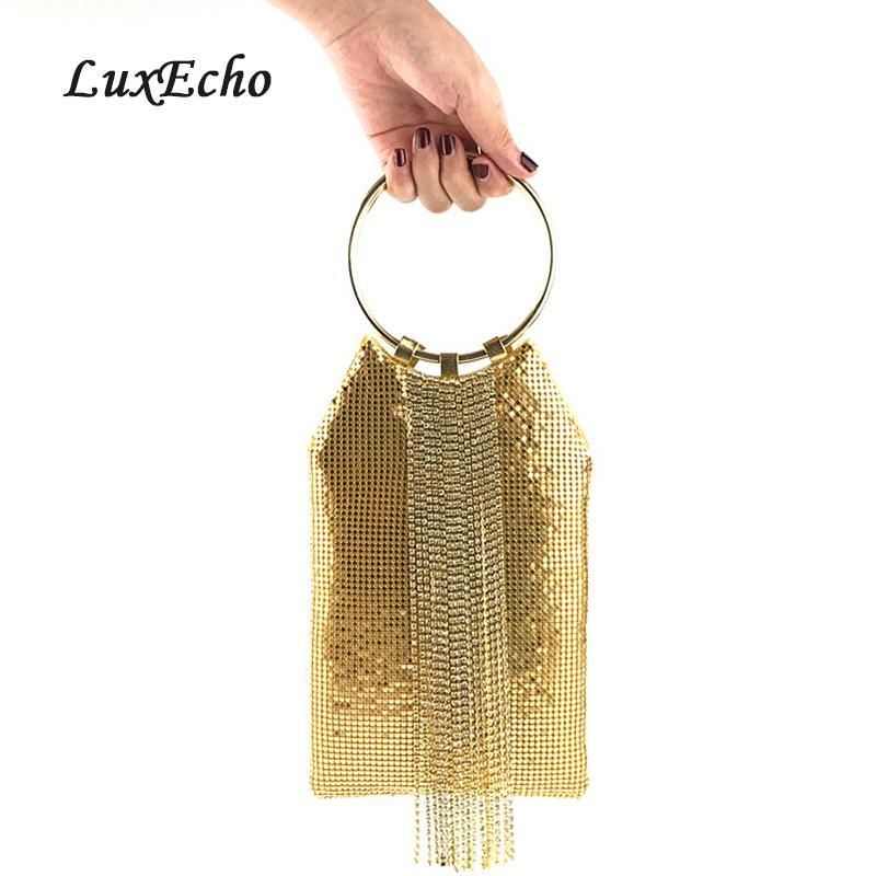 Golden silver black crystal Evening Bags Day Clutches Fashion Bags Wedding Purse Diamonds Party shoulder Dinner purse