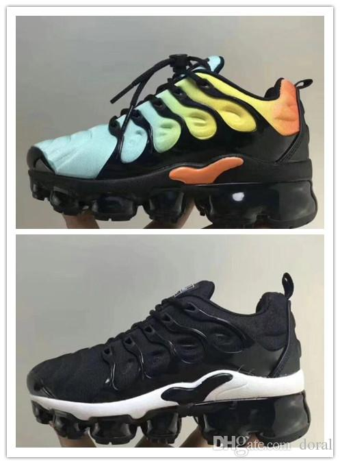 nike TN plus air max airmax Nouveau Enfants TN Plus Designer Sports Chaussures De Course Enfants Garçon Filles Baskets Tn Sneakers Classique En Plein