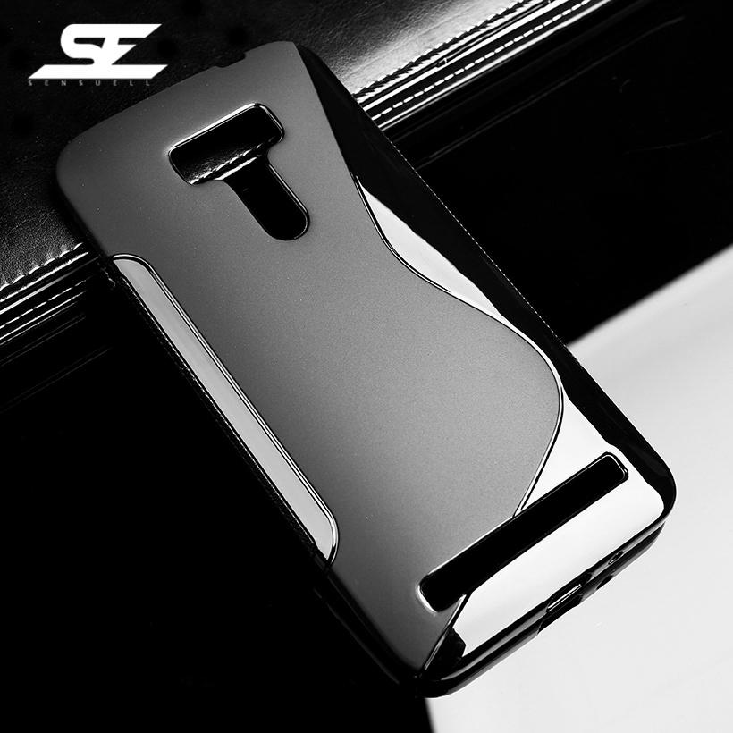 Deyonte Mobile Phone Case For Asus ZenFone Selfie ZD551KL 5.5 inch Cases Cover Durable Rubber Shield Cell Phone Shell