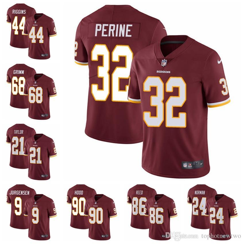 2019 Washington Limited Home Football Jersey Redskins Burgundy Red Vapor  Untouchable 11 Alex Smith Washington 8 Kirk Cousins 72 Eric Fisher 28 From  ... 49a3a10ef
