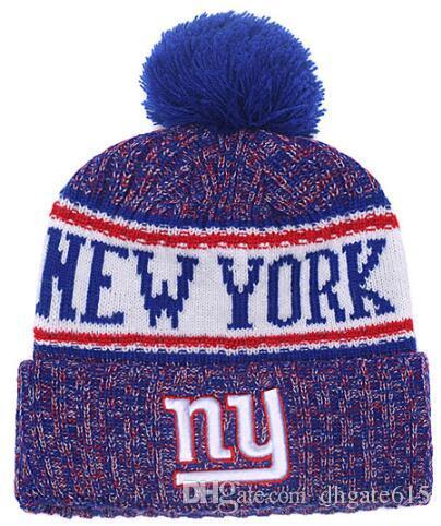 0e71364d HOT Brand Fashion Adult Men Women Giants Winter NYG NY Hats Soft Warm  Beanie Caps Crochet Elasticity Knit Casual Warmer Beanies 02