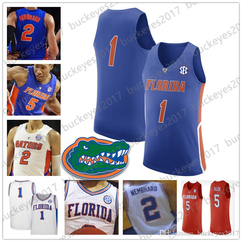 f1131e9e450 2019 2019 NCAA Florida Gators #13 Noah 23 Beal 25 Parsons 42 Horford 41  Walk Joakim Bradley Chandler Al Neal Retired Basketball Jerseys S 4XL From  ...