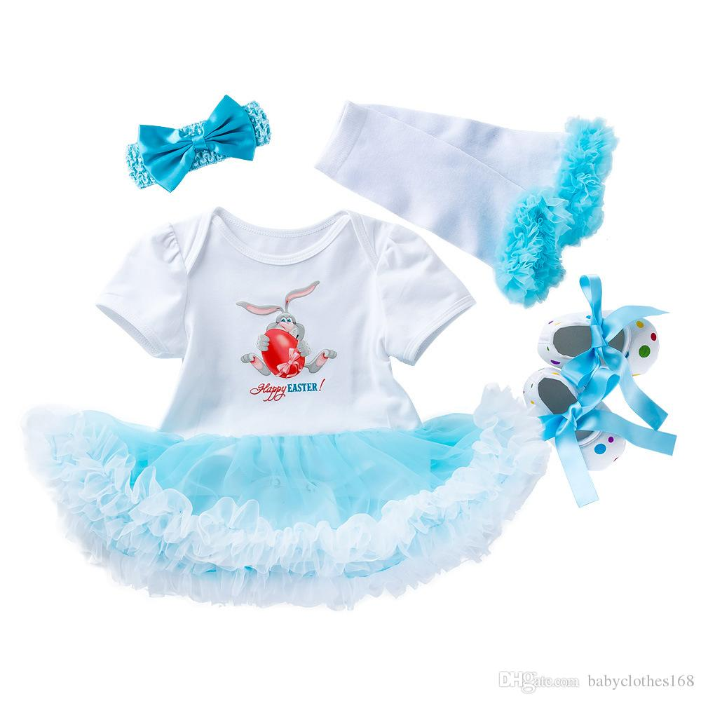 29e64a728b6b 2019 Baby Girl Clothes My First Easter Collectible Bodysuit Baby Girl  Newborn Tutu Onesie Outfit Princess Dress From Babyclothes168, $17.59 |  DHgate.Com