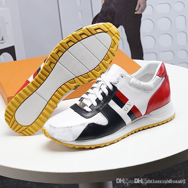 Vente Chaussures Ship Zapatos Baskets Lace Mode Run De Casual Avec Hommes En France Up Fast Boîte Hombre D'origine Sneaker Away shQCtdr