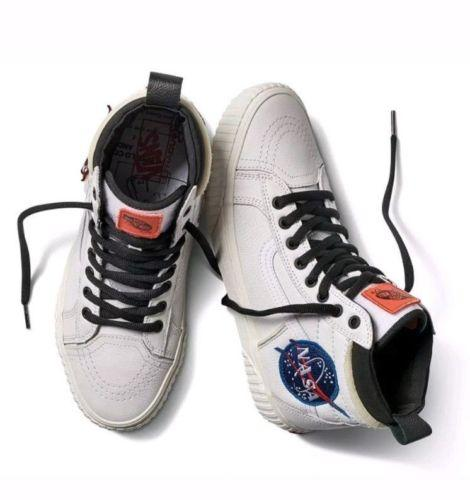 7f1323b8af Vans X Nasa SK8 Hi 46 MTE DX Voyager White Marshmallow VN0A3DO5UQ4 Multi  Size Brown Dress Shoes Leather Shoes For Men From Johnson jo167