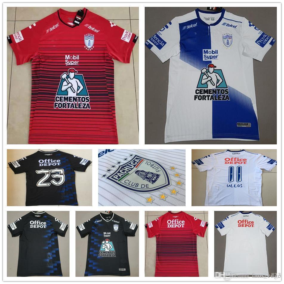 42be828ed 2019 18 19 LIGA MX Club Pachuca Football Jerseys MANII GARCIA JARA ...