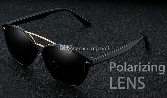 b299e637c34c 2019 New Fashion Polarized Sunglasses Trend Men And Women Sunglasses 2183  Classic Glasses Driving Mirror No Brand Retro Sunglasses Baseball Sunglasses  From ...