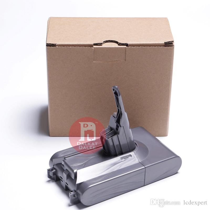 For V8 21.6V Battery For Dyson V8 Battery Absolute V8 Animal Li-ion Vacuum Cleaner Rechargeable Battery Replacement