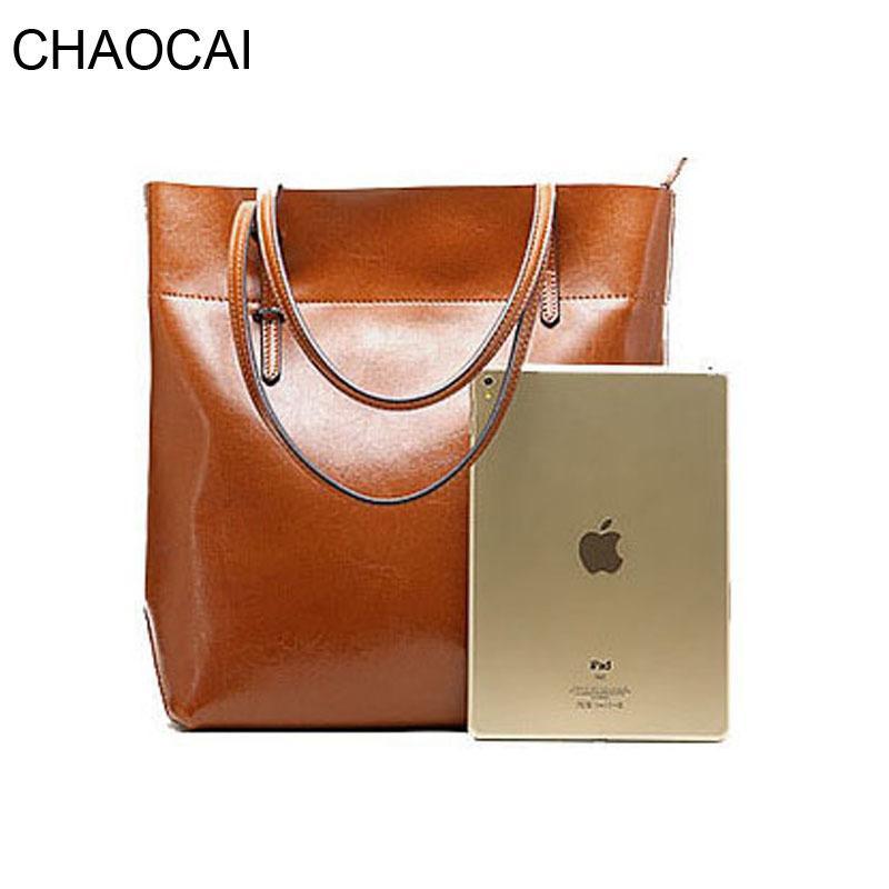 2019 Fashion Fashion Women Handbag Genuine Leather Shoulder Bag ... e71bb3a9af665