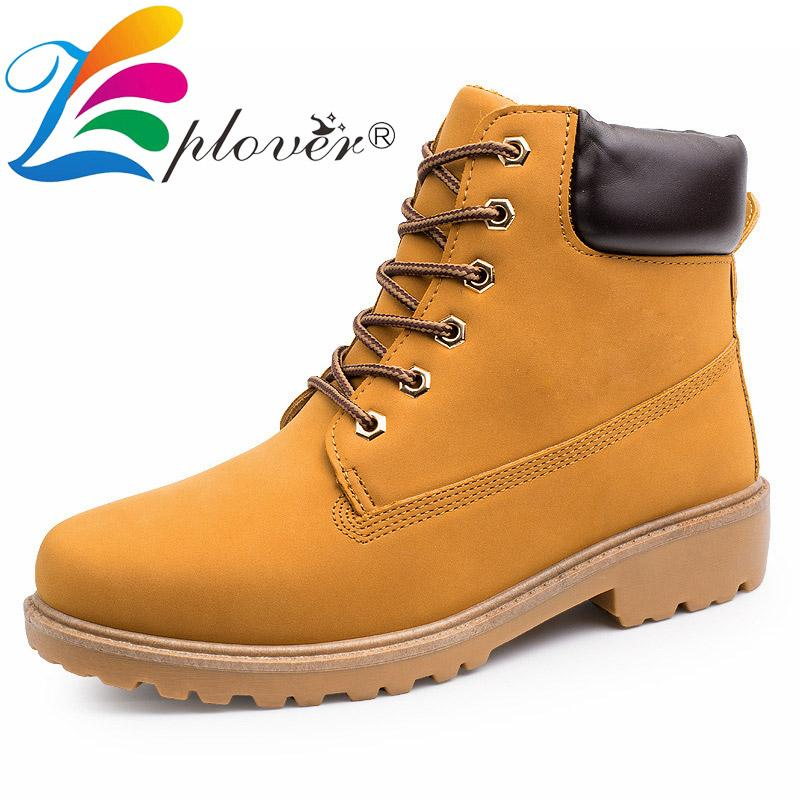 92434116e15 2018 Men Leather Boots Winter Safety Shoes Men Timber Land Shoes Botas  Hombre Classic Lace Up Ankle Boots For Work Snow Shoe