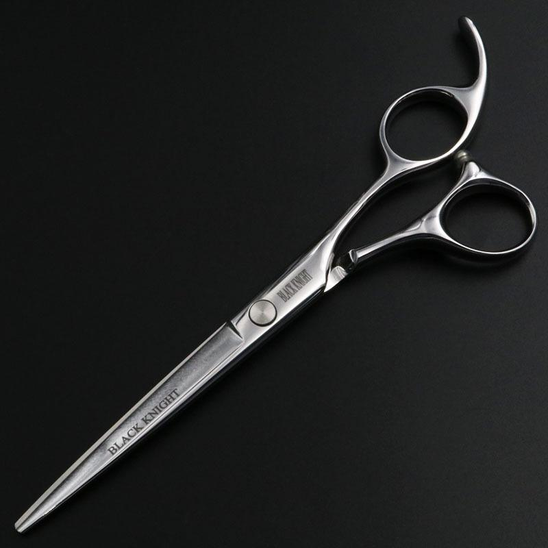 Black Knight 6.5 Inch Cutting Scissors Professional Pet Shears Hair Hairdressing Barber Scissors Human & Dogs & Cats SH190726