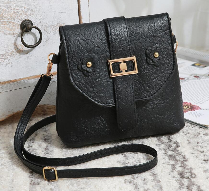 0a179e7fe11 Female Cute Small Soft Leather Crossbody Bags Handbags Women Famous Brands  Casual Shoulder Bag Ladies Messenger Bags Ivanka Trump Handbags Best  Messenger ...