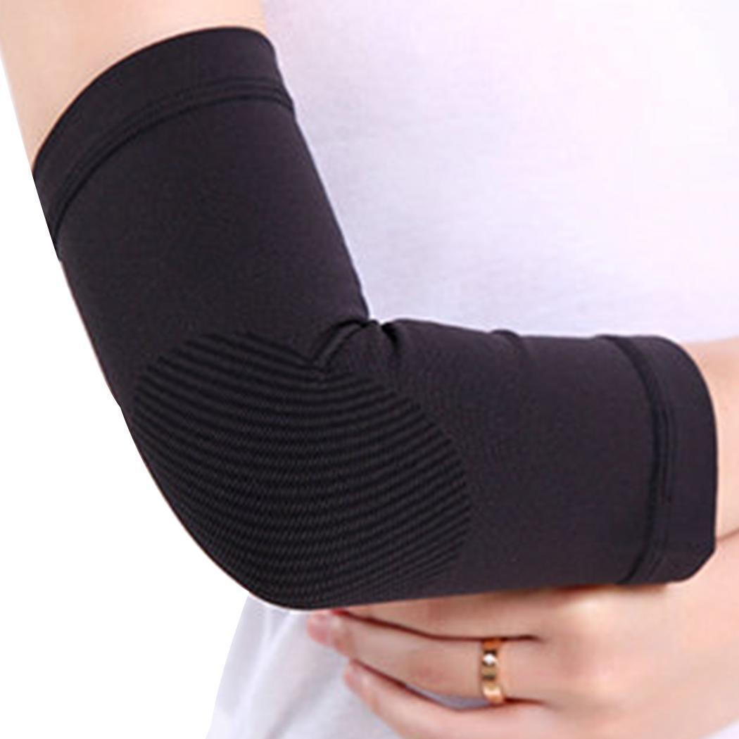 Breathable And Comfortable Fit Protective Riding Elbow Pads Arm Sleeve Knitted Long Sweating