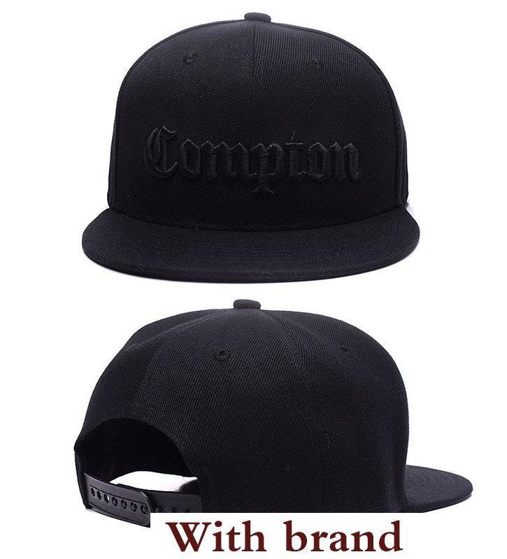 f96a4a73dfcc3 Sale New Arrival Fashion COMPTON Snapbacks Caps Starter Compton Black Most  Popular Sports High Quality Hats Fashion Black Baseball Cap Army Cap From  ...