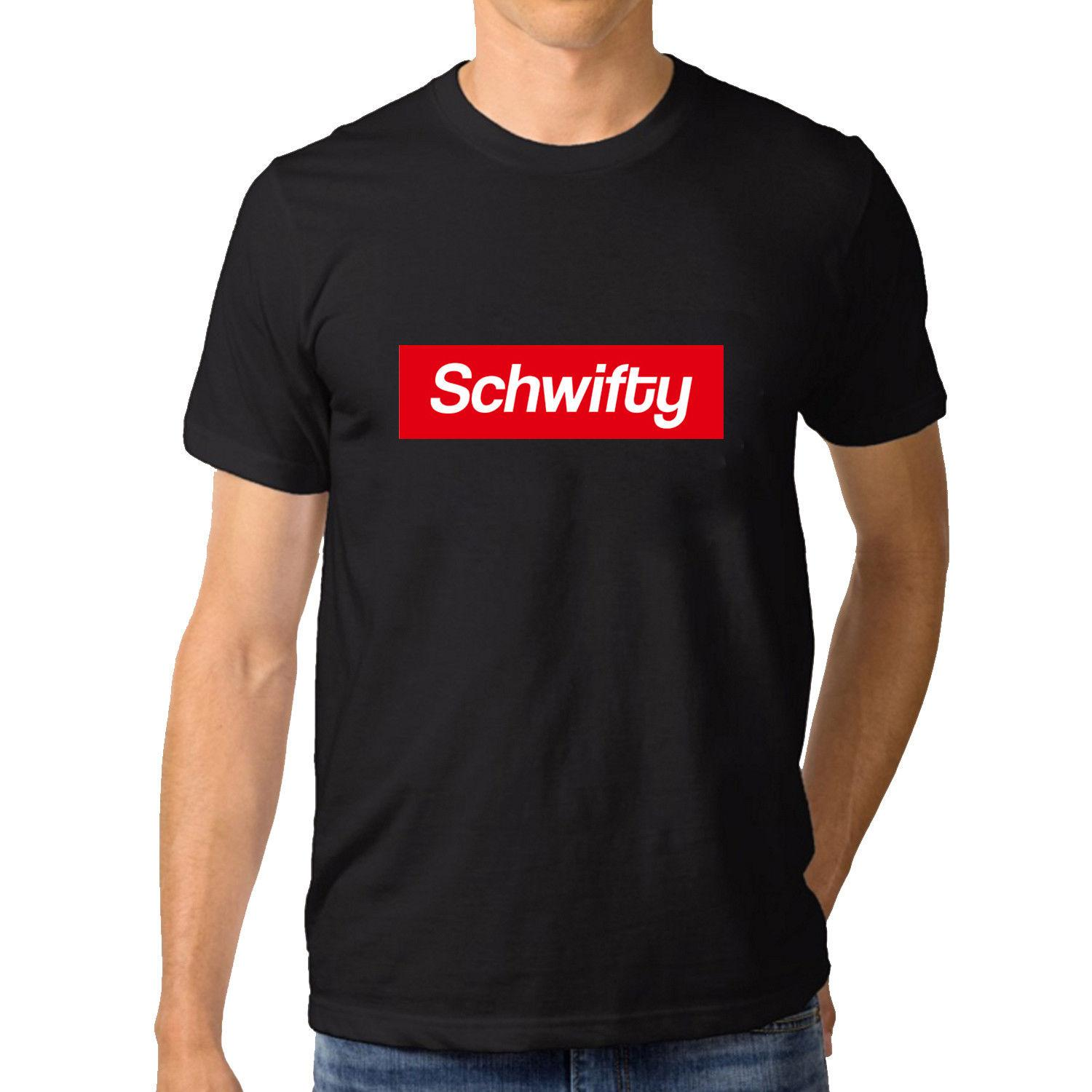 3bce197eb03 2017 Funny Rick And Morty Schwifty Men s T-Shirt Tee Shirt Online ...