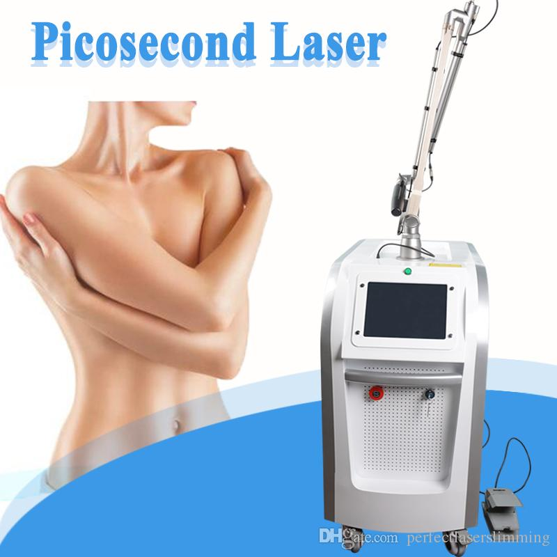 2019 new pico laser vertical Q switch nd yag laser removal scars laser tattoo remove picosecond machine picosure beauty equipment