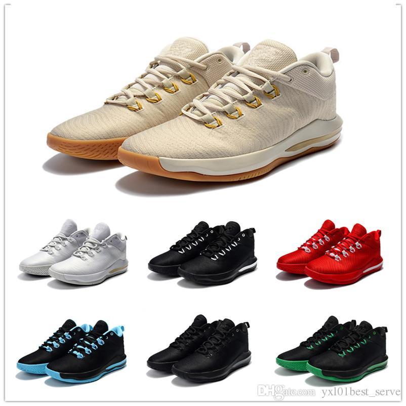 sale retailer 81120 9d276 Compre Zapatillas De Baloncesto Chris Paul 10 Elite CP3 X Para Recién  Llegados En 2018 Para Hombres De Calidad AA + Super Multicolor Entrenador  Deportivo ...