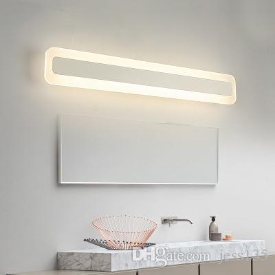 Modern LED Wall Lamps Interior wall luxury decoration LED Sconces lighting Dressing table Mirror soft light