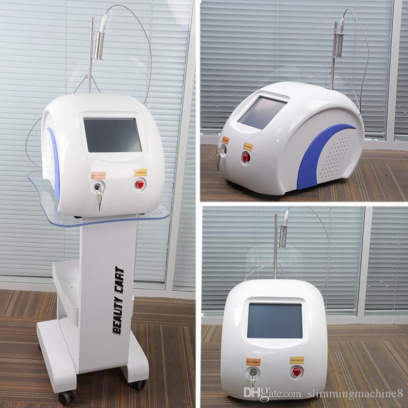 Terapia vascolare macchine a diodi laser 980nm vene varicose permanenti vena vascolare vene rimuovono la macchina Apparecchiature approvate CE