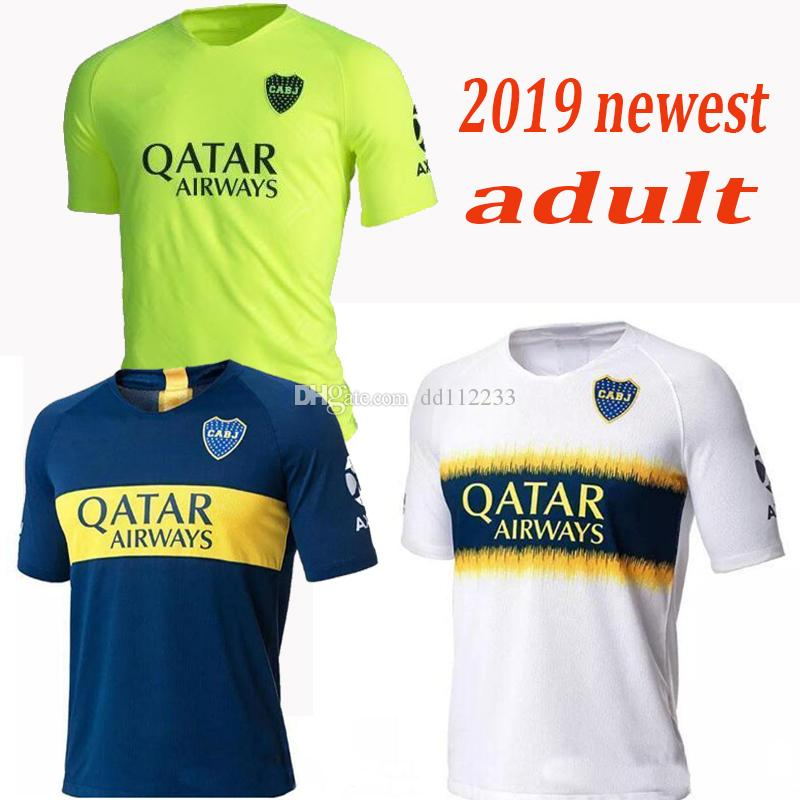 3ca4f59fa 2019 2019 Boca Juniors Home Away Third Soccer Jerseys 18 19 GAGO TEVEZ  CARDONA ALIBA Football Jersey Shirts Boca Junior PAVON Camisetas De Futbol  From ...