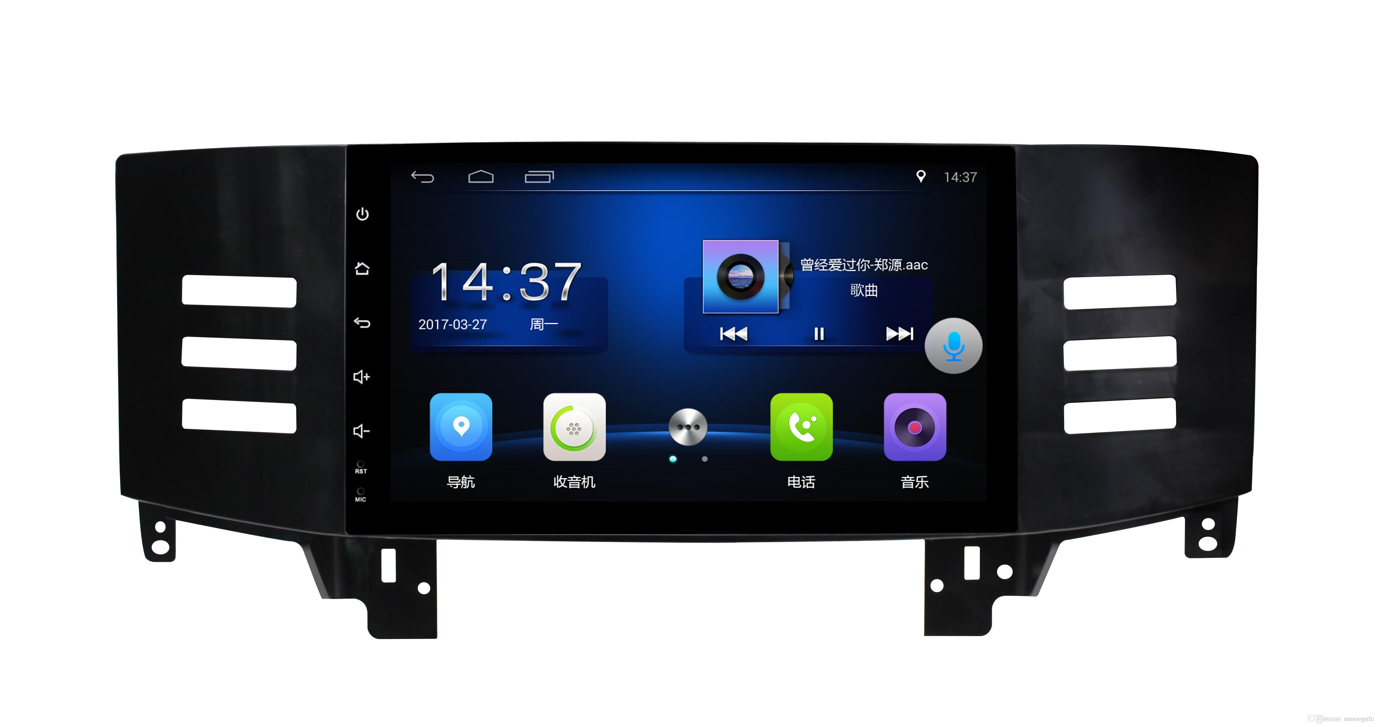 2019 9 Inch Android6 0 Car Video Player Gps Navigation Radio Touch