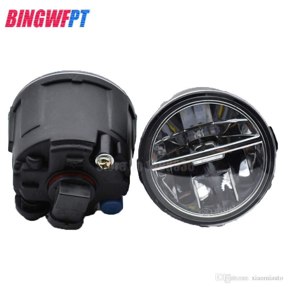 12 volt bulbs SET 2 x H7 CREE 16 LED HEADLIGHT BULBS FOG LIGHTS BEST QUALITY CITROEN C5 2007