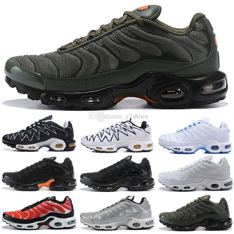 Drop Shipping Famous Air Sport Plus SE TN Tuned 2018 2019 Mens Sneakers  Sports Running Sb Free Run 5.0 2 Shoes Size 7 12 Best Womens Running Shoes  Running ... 8df765865551