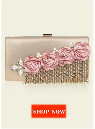 LUXY MOON pearls evening bag full dress flower day clutch gold silver women wedding purse and handbags ladies party mini totes