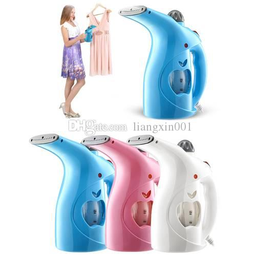 Popular HandHeld Garment Steamer High-quality PP 200 ml Portable Clothes Iron Steamer Brush For Home Humidifier Facial Steamer HI487WH