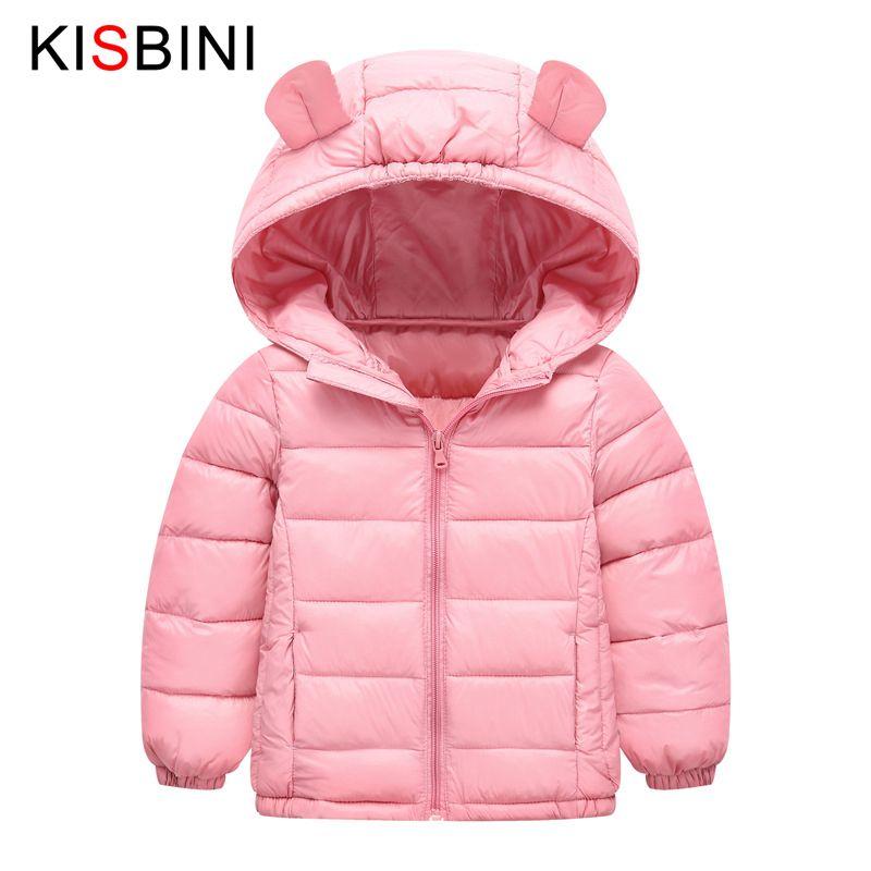0d3eca260 Good Quality Winter Parkas GirlsBoy Jacket Coat Cotton Padded Girls ...