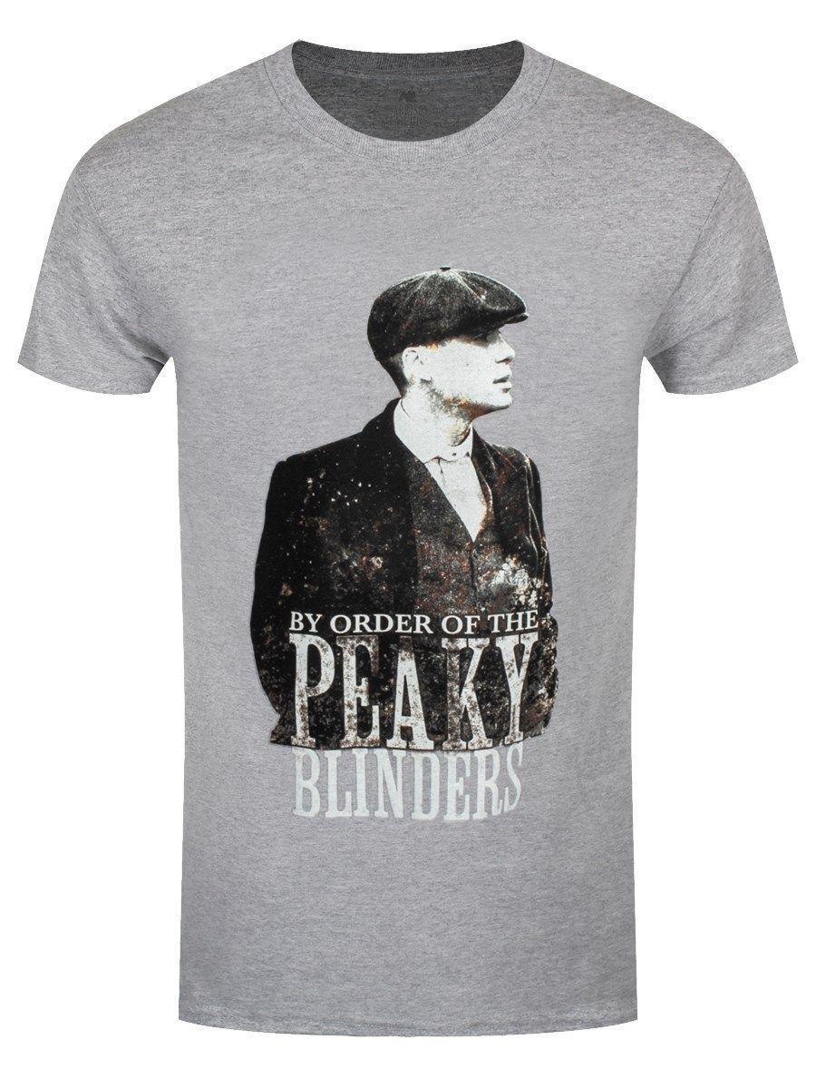 Compre Camiseta Peaky Blinders Personaje Hombre Gris Camisas De Marca Jeans  Camiseta De Color Estampado Camiseta Estampada A  11.78 Del Twofulcup  e910ad22d8d