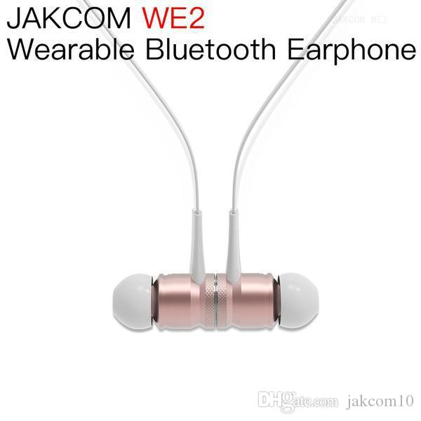 JAKCOM WE2 Wearable Wireless Earphone Hot Sale in Headphones Earphones as action figure custom boxing trophy beyerdynamic