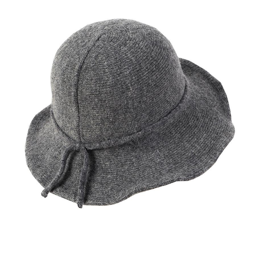 79be8688563 Autumn And Winter Fisherman Hats Wholesale Lady New Cashmere Hats ...