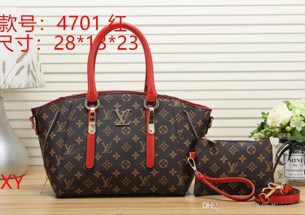 23ac4ea09ac00 Großhandel Frauen Handtaschen Damen Plaid Schulter Kurier Kuppelt Die  Taschen