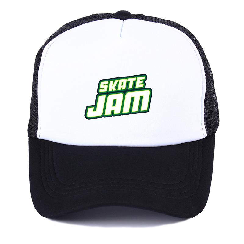 2019 Summer Net Cap Skate Jam Baseball Cap Fashion Curve Dad Hats Casquette  Brand Snapback Hip Hop Bone Men Women Vintage Baseball Caps Cap Shop From  ... e2f912bab97